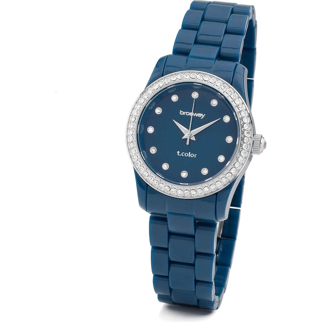 orologio solo tempo donna Brosway T-Color WTC15