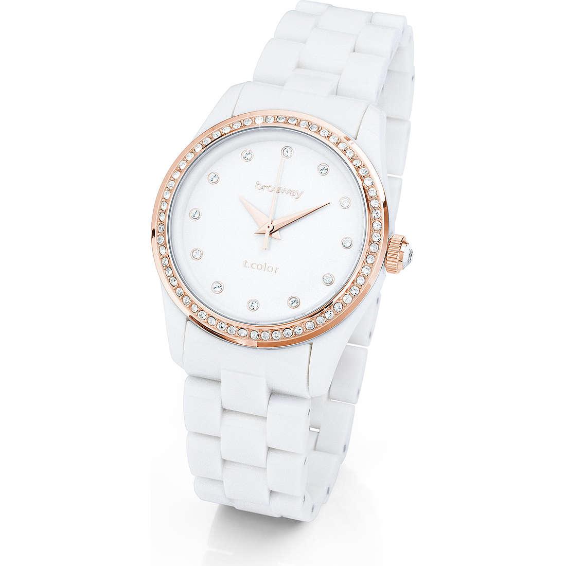 orologio solo tempo donna Brosway T-Color WTC21