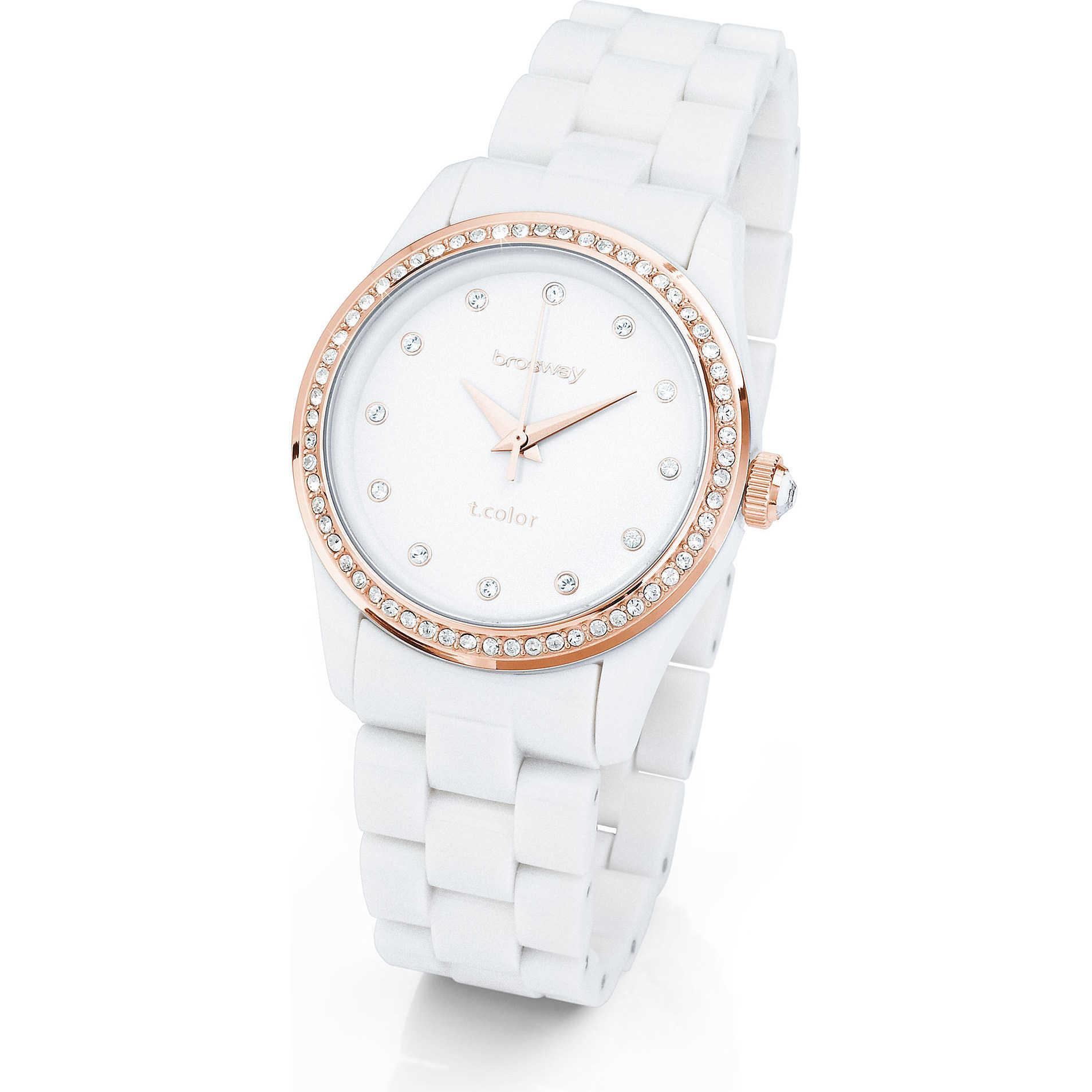 orologio solo tempo donna Brosway T-Color WTC21 solo tempo Brosway
