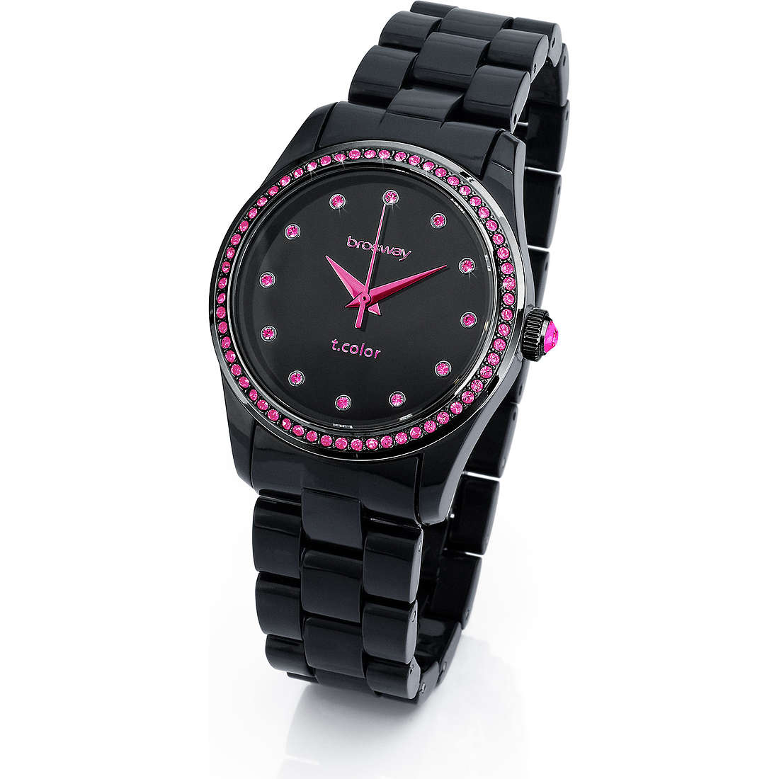 orologio solo tempo donna Brosway T-Color WTC24