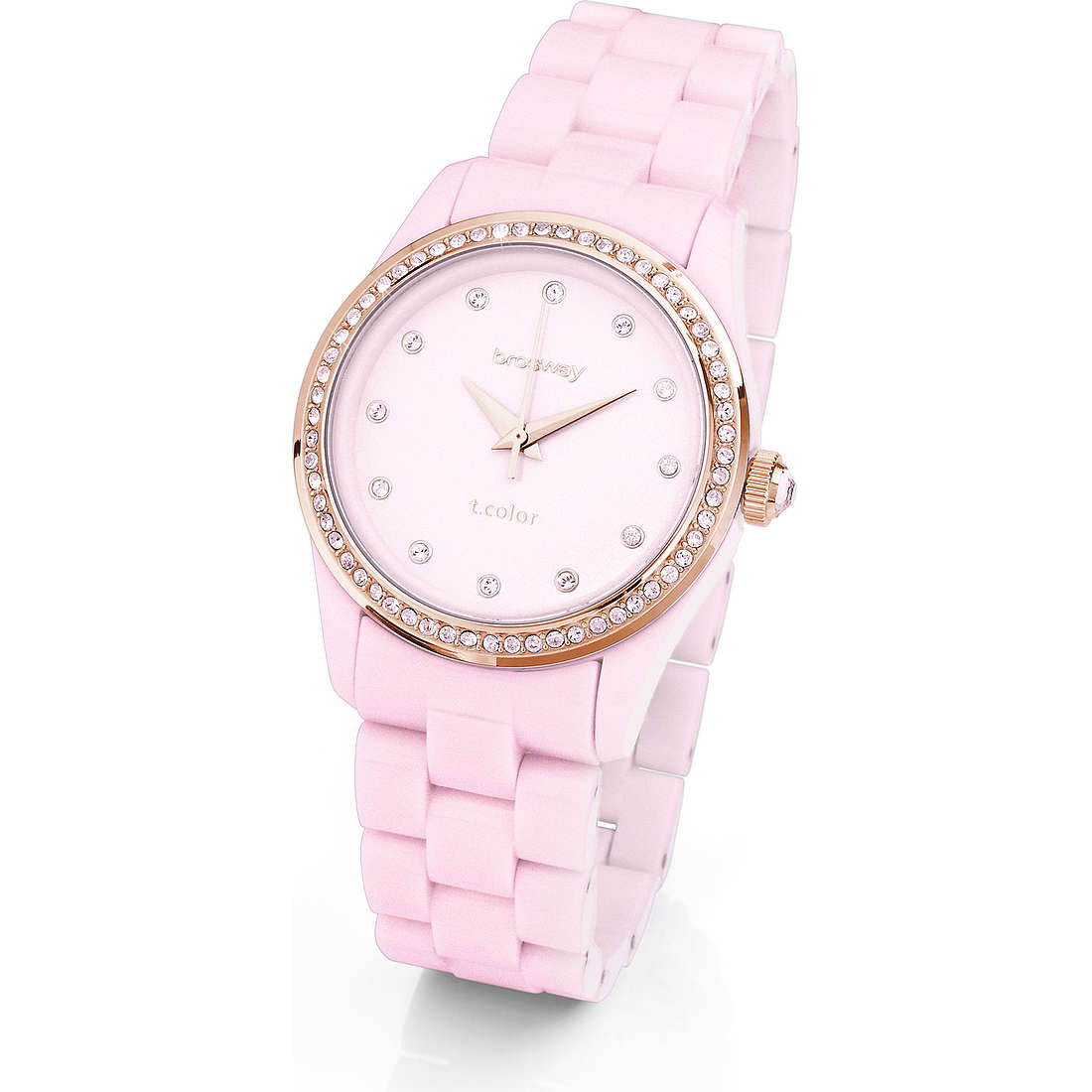 orologio solo tempo donna Brosway T-Color WTC27