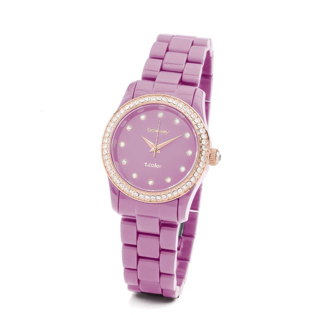 orologio solo tempo donna Brosway T-Color WTC36