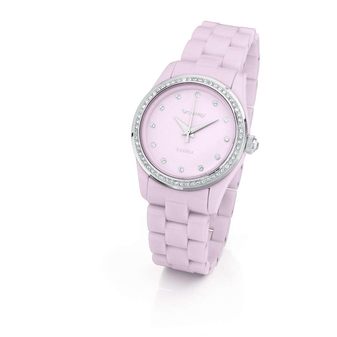 orologio solo tempo donna Brosway T-Color WTC40