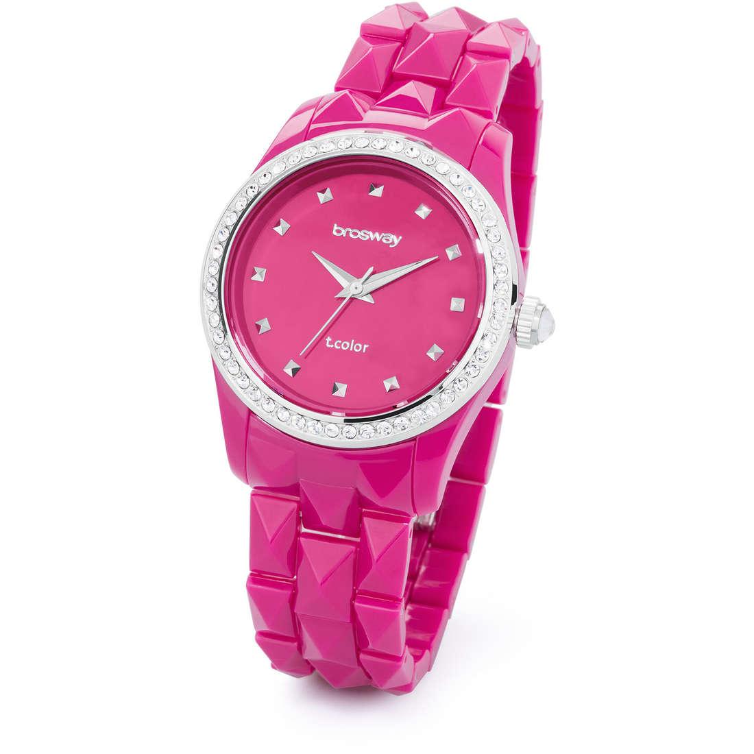orologio solo tempo donna Brosway T-Color WTC48