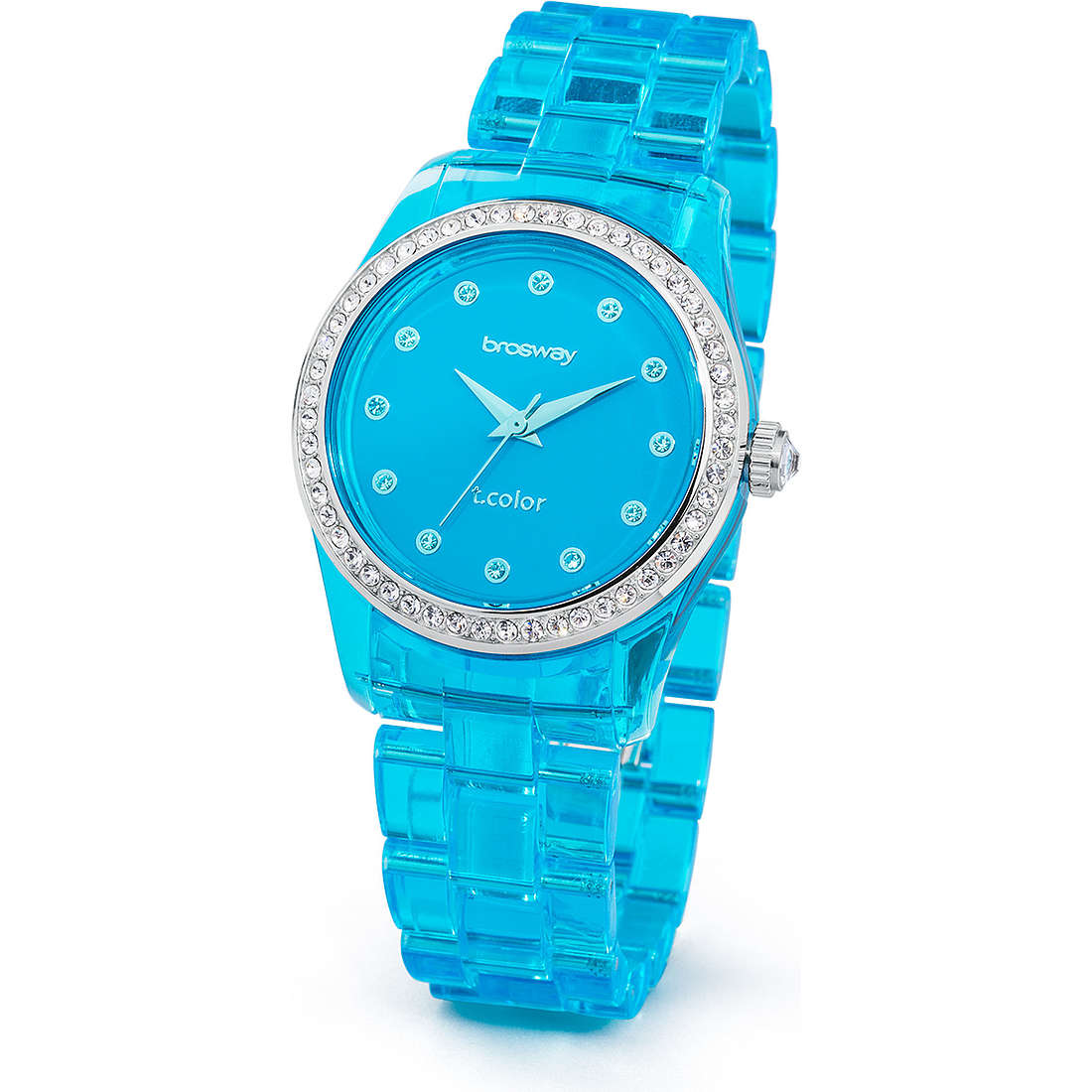 orologio solo tempo donna Brosway T-Color WTC54
