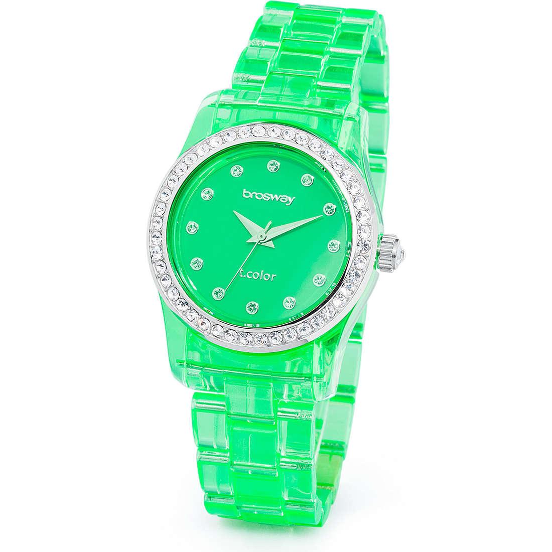 orologio solo tempo donna Brosway T-Color WTC58