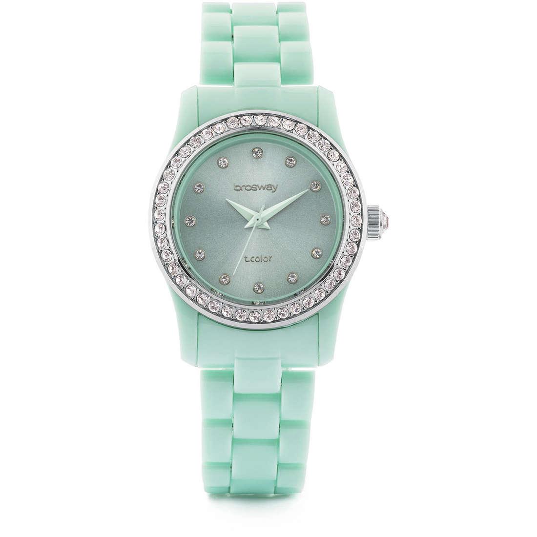 orologio solo tempo donna Brosway T-Color WTC64