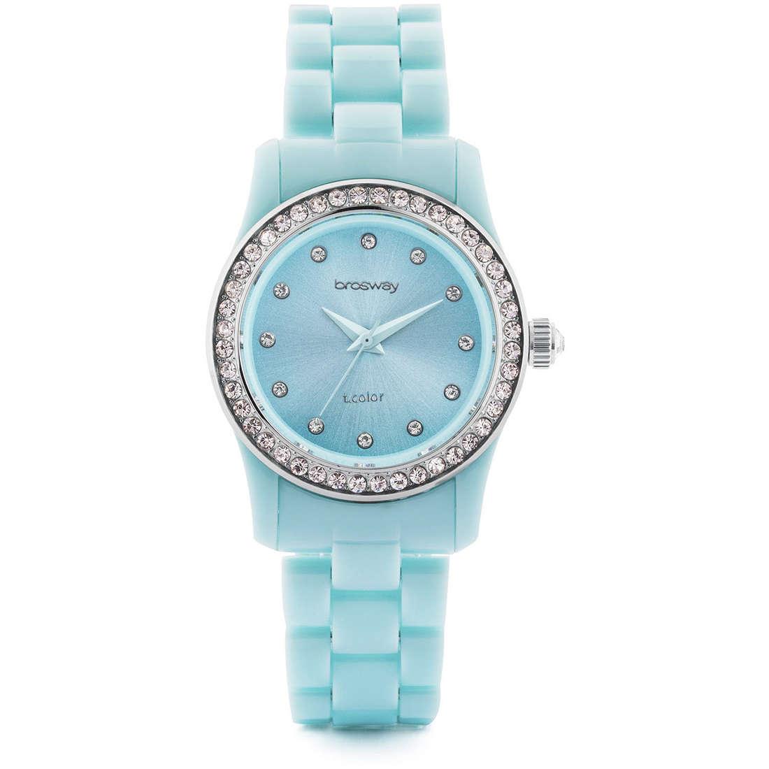 orologio solo tempo donna Brosway T-Color WTC65