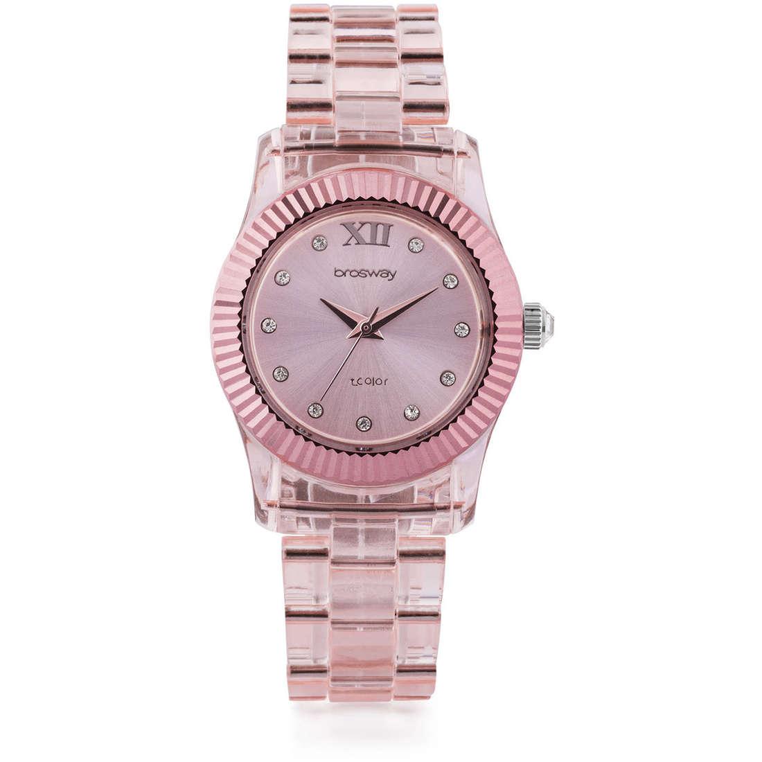 orologio solo tempo donna Brosway T-Color WTC66