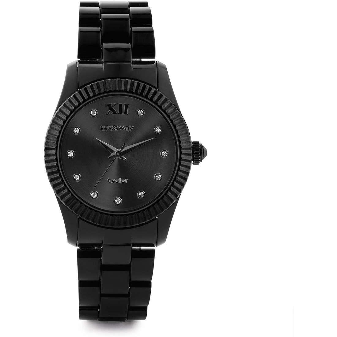 orologio solo tempo donna Brosway T-Color WTC69