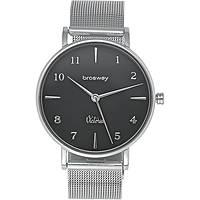orologio solo tempo donna Brosway Victoria WVI05B