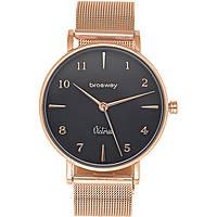 orologio solo tempo donna Brosway Victoria WVI06
