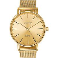 orologio solo tempo donna Brosway Victoria WVI07