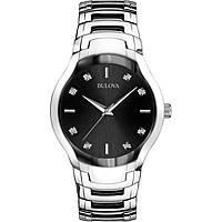 orologio solo tempo donna Bulova 96D117