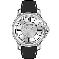 orologio solo tempo donna Bulova Accu Swiss Bellecombe 63R142
