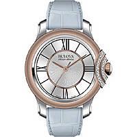 orologio solo tempo donna Bulova Accu Swiss Bellecombe 65R158