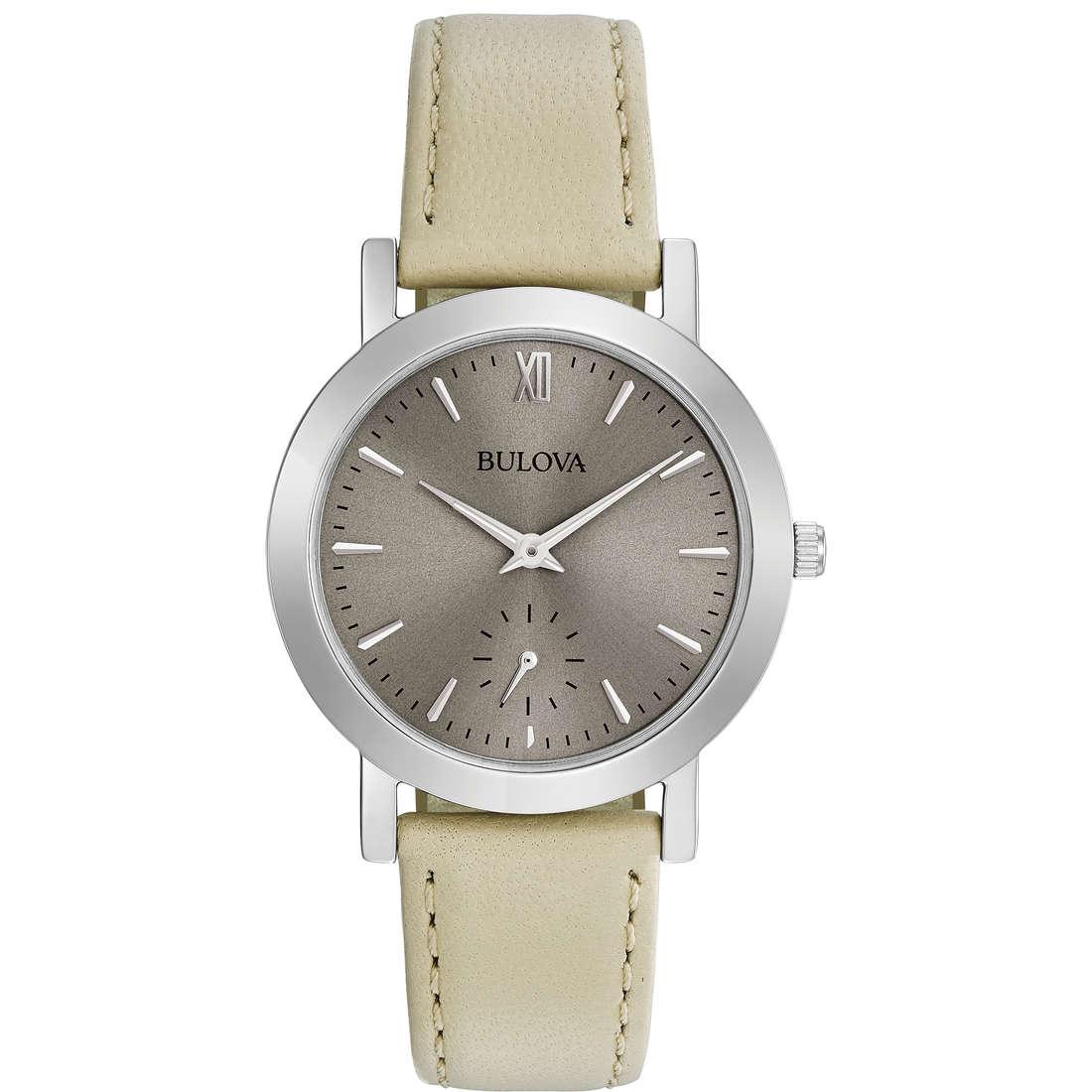 orologio solo tempo donna Bulova Classic 96L233