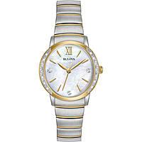 orologio solo tempo donna Bulova Classic 98R231
