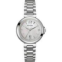 orologio solo tempo donna Bulova Diamanti 96P149