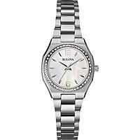 orologio solo tempo donna Bulova Diamanti 96R199
