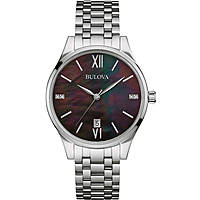 orologio solo tempo donna Bulova Diamonds 96S162