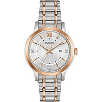 orologio solo tempo donna Bulova Dress 98P176