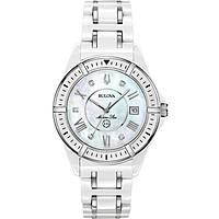 orologio solo tempo donna Bulova Marine Star 98P172