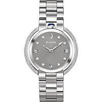 orologio solo tempo donna Bulova Rubayat 96R219