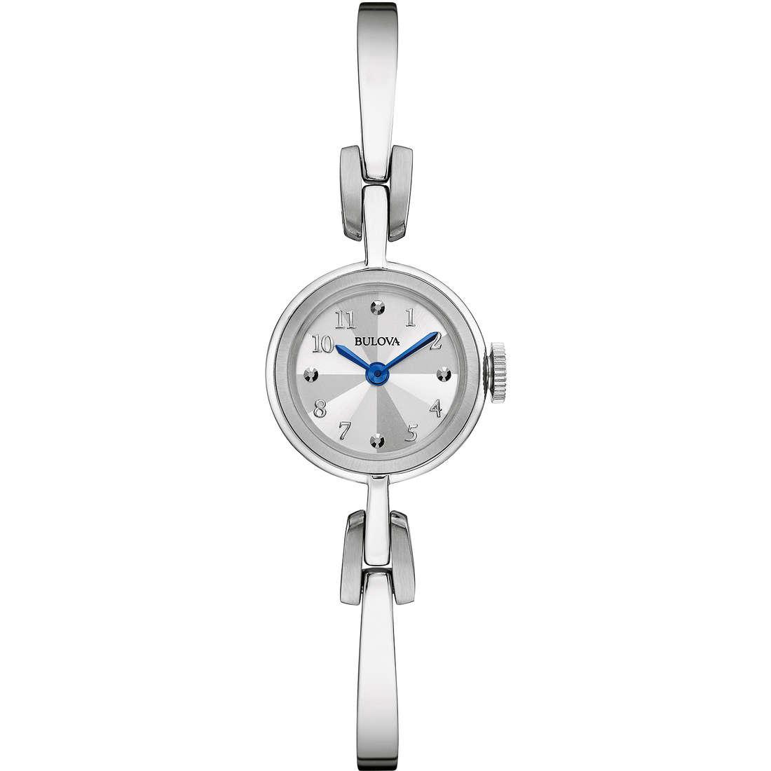 orologio solo tempo donna Bulova Vintage 96L222