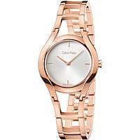 orologio solo tempo donna Calvin Klein Classic K6R23626