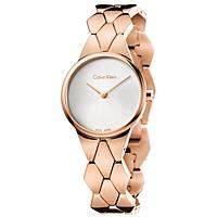orologio solo tempo donna Calvin Klein Snake K6E23646