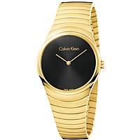 orologio solo tempo donna Calvin Klein Whirl K8A23541