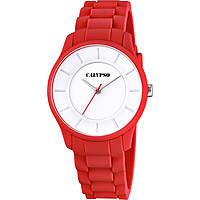 orologio solo tempo donna Calypso K5671/7