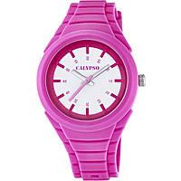 orologio solo tempo donna Calypso K5724/2