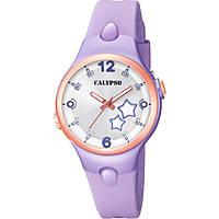 orologio solo tempo donna Calypso Sweet Time K5745/4