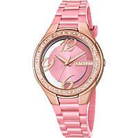 orologio solo tempo donna Calypso Trendy K5679/8