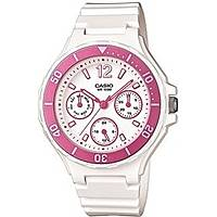 orologio solo tempo donna Casio CASIO COLLECTION LRW-250H-4AVEF