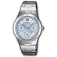 orologio solo tempo donna Casio CASIO COLLECTION LTP-2069D-2AVEF