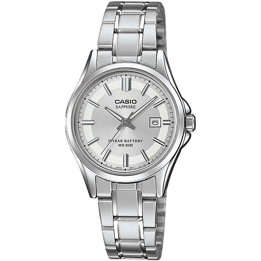 f3f57f8aa783f8 orologio solo tempo donna Casio Casio Collection LTS-100D-7AVEF solo ...