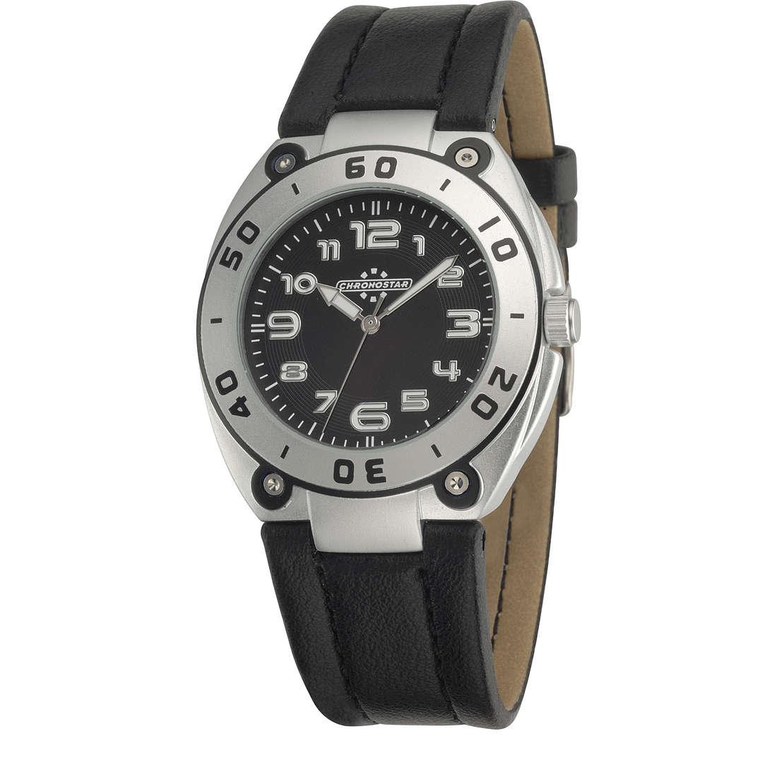 orologio solo tempo donna Chronostar Alluminium R3751224003