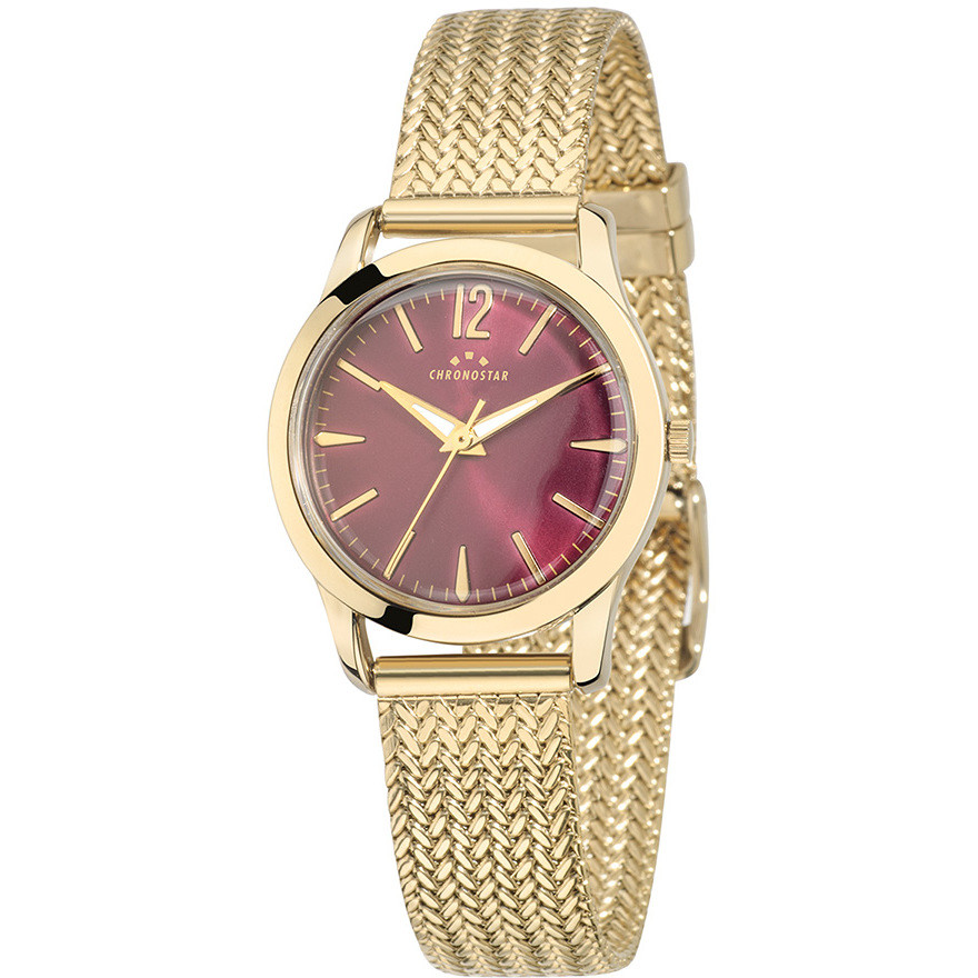 orologio solo tempo donna Chronostar Charles R3753256501