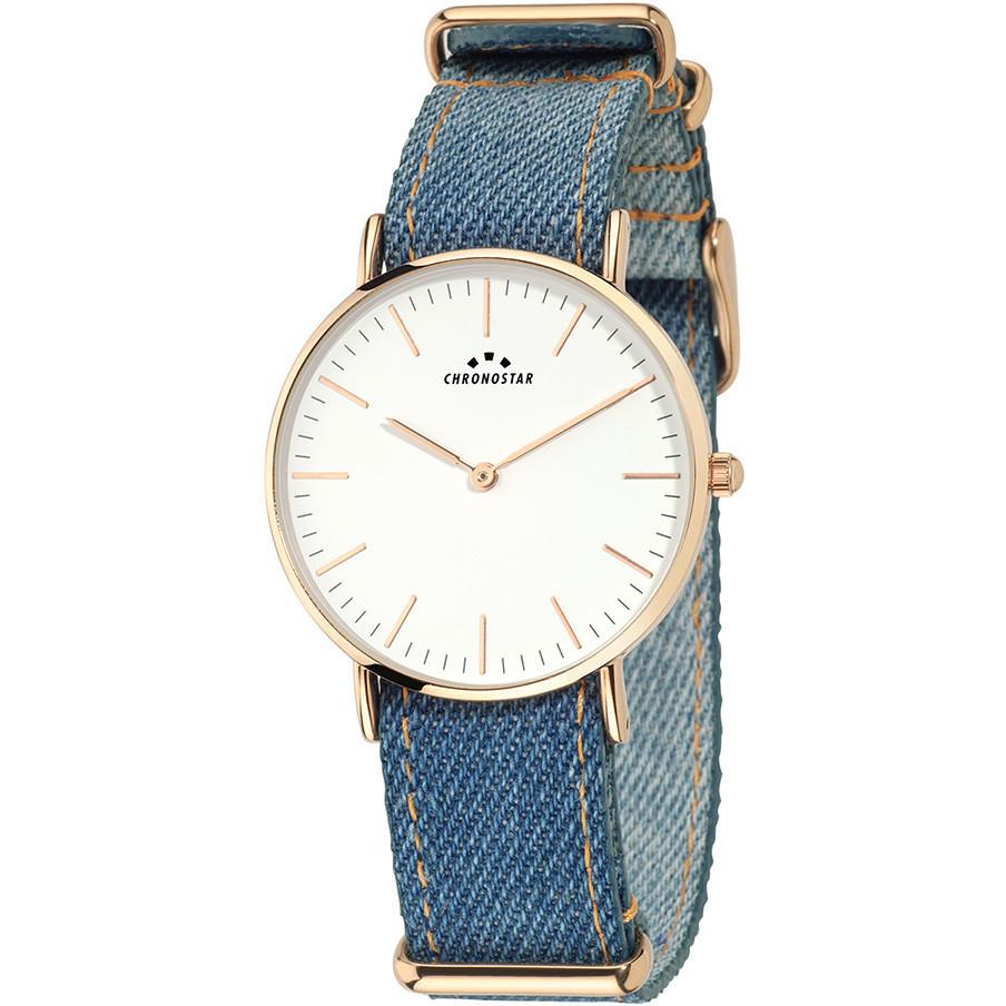 orologio solo tempo donna Chronostar Preppy Jeans R3751264501