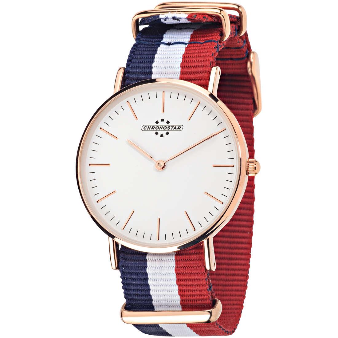 orologio solo tempo donna Chronostar Preppy R3751252501
