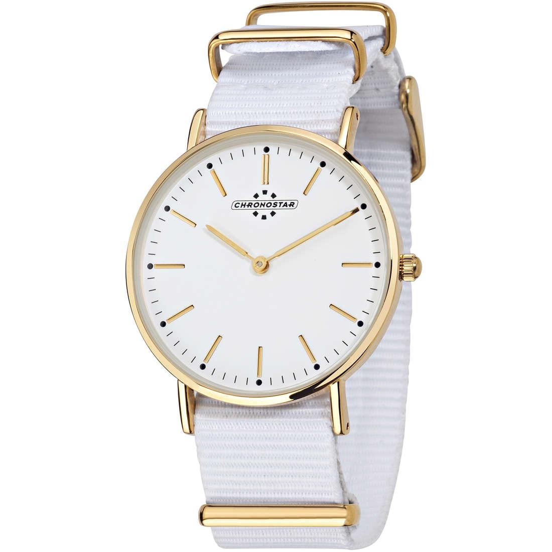 orologio solo tempo donna Chronostar Preppy R3751252503