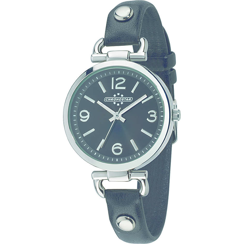 orologio solo tempo donna Chronostar Queen R3751239508