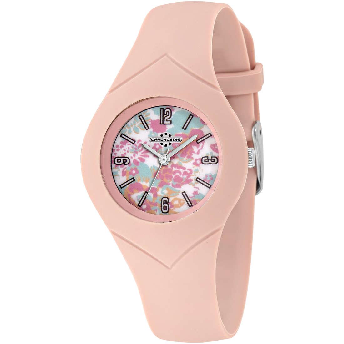 orologio solo tempo donna Chronostar R3751253504