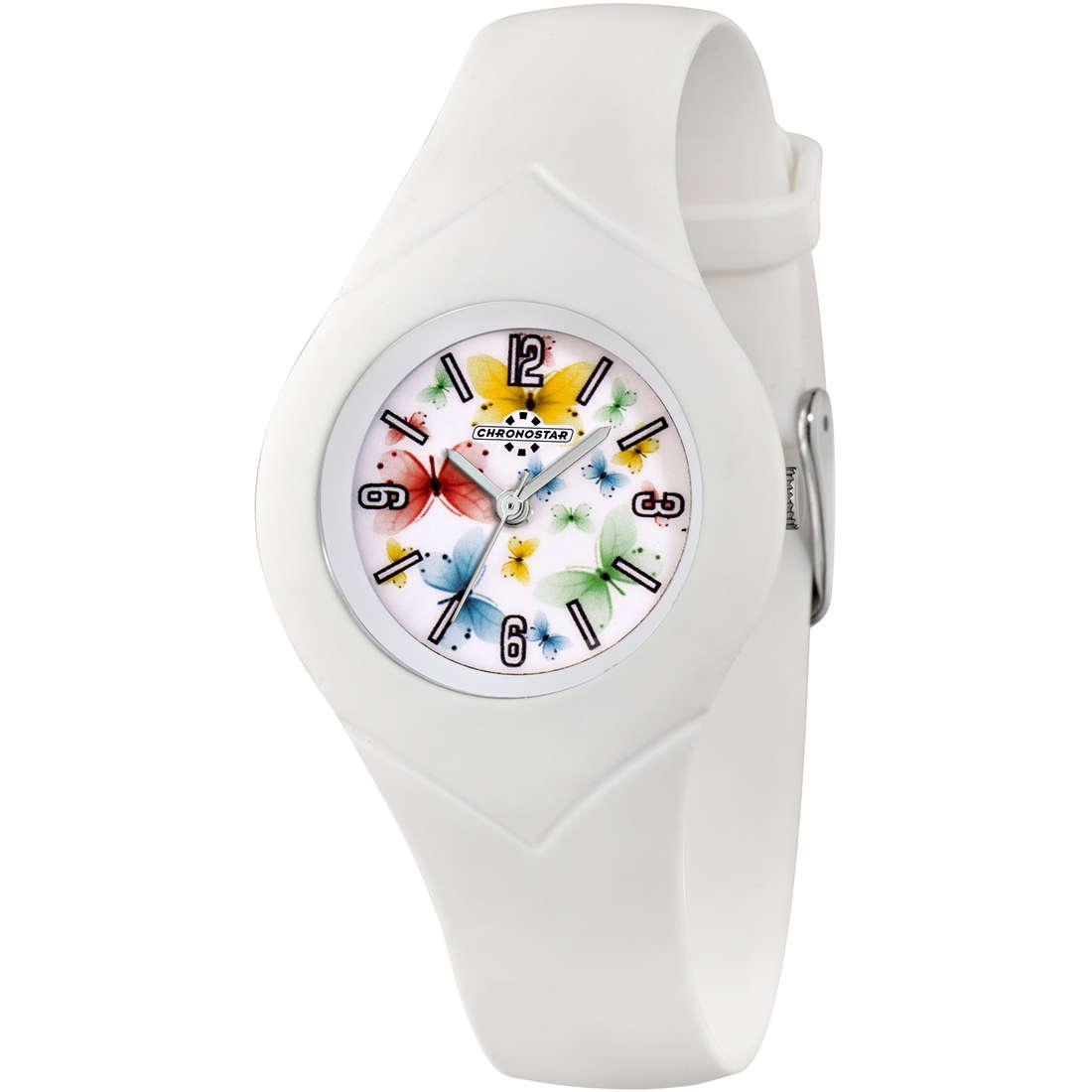 orologio solo tempo donna Chronostar R3751253506