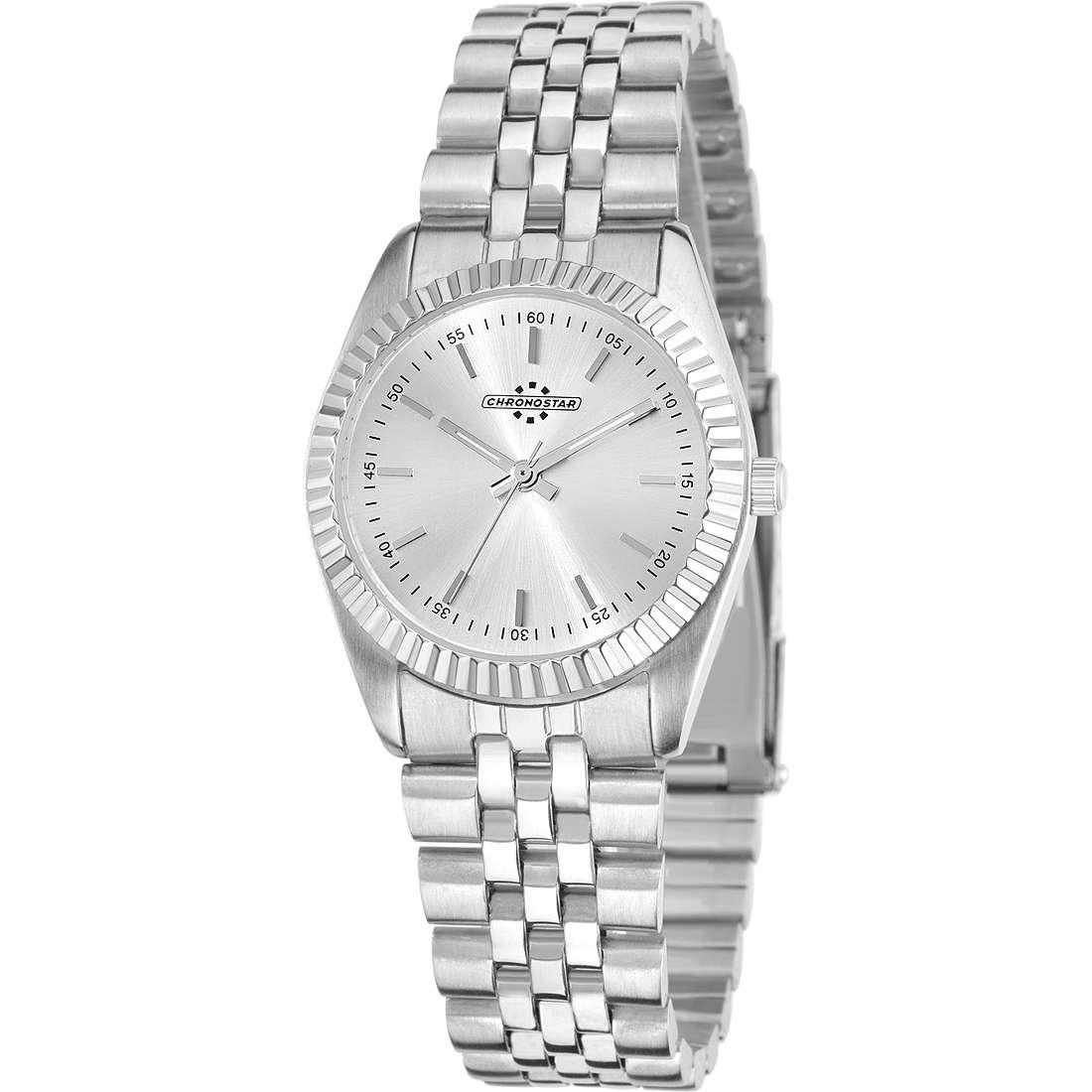 orologio solo tempo donna Chronostar Shine R3753233501