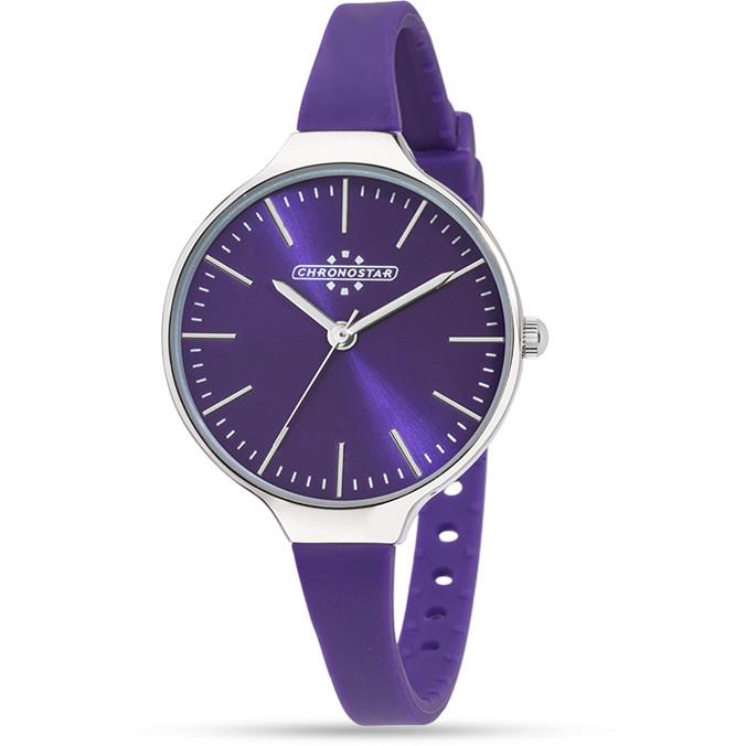 orologio solo tempo donna Chronostar Toffee R3751248506
