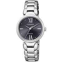 orologio solo tempo donna Citizen Eco-Drive EM0020-52E